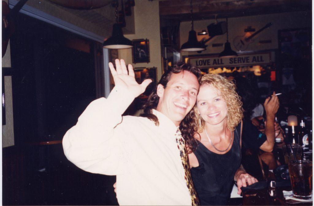 David Allender & Peggy Star