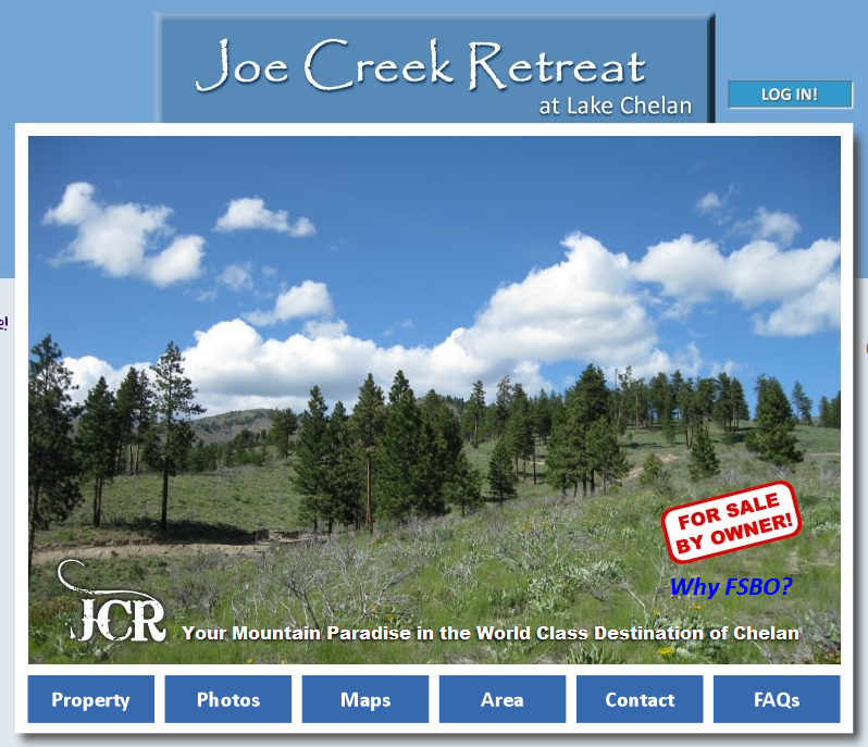 Joe Creek Retreat
